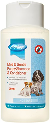 Armitage Mild & Gentle Puppy Shampoo and Conditioner