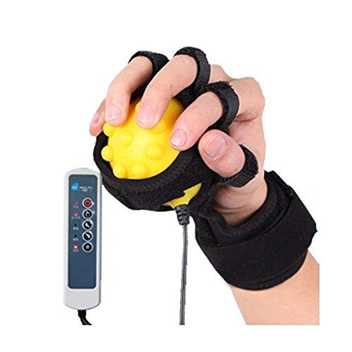 ZML Elektrische Handmassage Ball Hot Compress Schlaganfall Hemiplegie Finger Rehabilitation Training Maschine Finger Recovery Ausrüstung - Recovery-ausrüstung