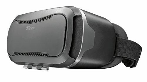 Trust urban exos 2 visore realtà virtuale 3d per smartphone
