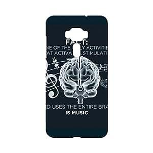 BLUEDIO Designer Printed Back case cover for Asus Zenfone 3 (ZE520KL) 5.2 Inch - G0381