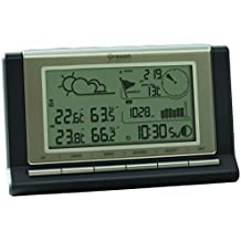 oregon radio controlled weather station manual