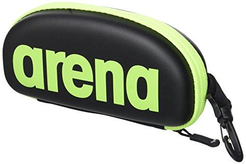 Arena - Custodia per occhialini, colore: nero