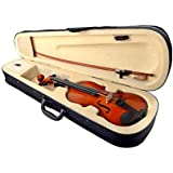 Blueberry V-10 (Imported) Acoustic Violin (4/4, Maroon Brown)