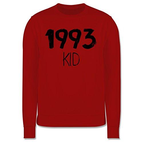 Geburtstag - 1993 KID - Herren Premium Pullover Rot