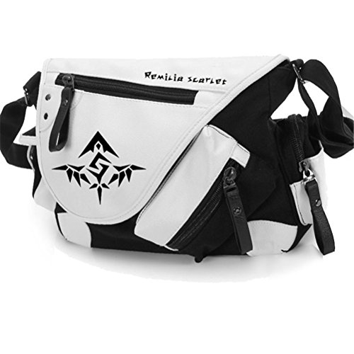 Yoyoshome giapponese anime Cosplay zaino Zaino messenger bag borsa a tracolla (26stili), Naruto Touhou Project1