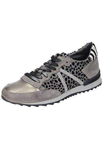 Maripé combi chaussures pour femme gris Beige - Beige