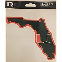 NCAA Miami Hurricanes Aufkleber