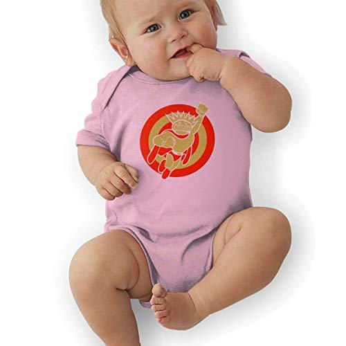 Bodys & Einteiler,Babybekleidung, Baby one-Piece Suit,Baby Jumper,Pajamas, Baby Girl Bodysuit, We-En Super Hero Organic Baby Toddler Bodysuit Baby Clothes (Little Einstein T-shirt)