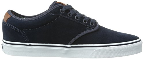 Vans M Atwood Deluxe, Baskets mode homme Bleu (Navy/Guatemala)