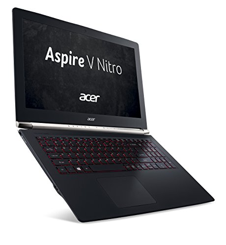 [Ancien Modèle] Acer Aspire V Nitro VN7-572G-567Z PC Portable Gamer 15″ Noir (Intel Core i5, 8 Go de RAM, Disque Dur 1 To, NVIDIA GTX 950M, Windows 10)