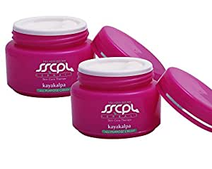 SSCPL Herbals KAYAKALPA, ESSENTIAL DAILY CARE CREAM 50 gms, Pack of 2