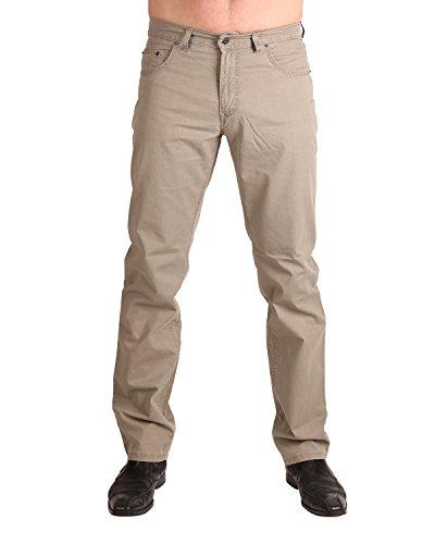 Pioneer Stretch Baumwoll-Jeans RON 1144-3716-21 sand: Weite: W32 | Länge: L30