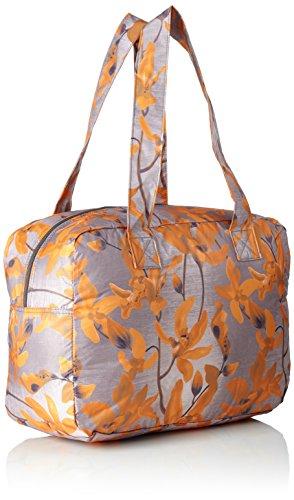 Oilily Damen Enjoy Shopper Xlhz 1 Henkeltasche, 18 x 30 x 40 cm Orange (Orange)