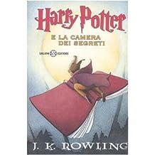 Harry Potter E la Camera Dei Segreti (Italian Edition)