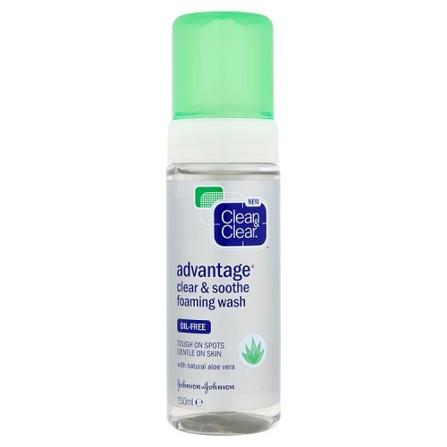 clean-clear-advantage-clear-and-soothe-foaming-wash-150ml