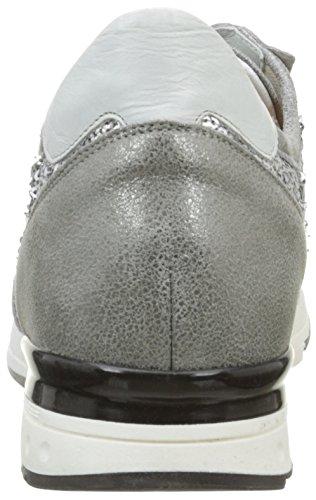 Sneaker Elizabeth Stuart Ladies Gap 984 Argento - Argento