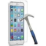 Generic Film de protection d'écran en verre trempé pour iPhone 5/5S/5C Transparent