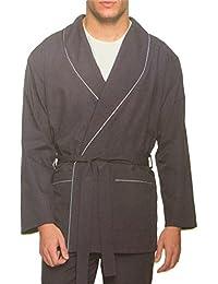 vestaglie e kimono da uomo   amazon.it - Giacca Da Camera Uomo Pile