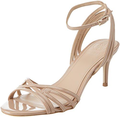 Guess Damen Footwear Dress Sandal Riemchen Pumps, Beige (Medium Natural), 40 EU