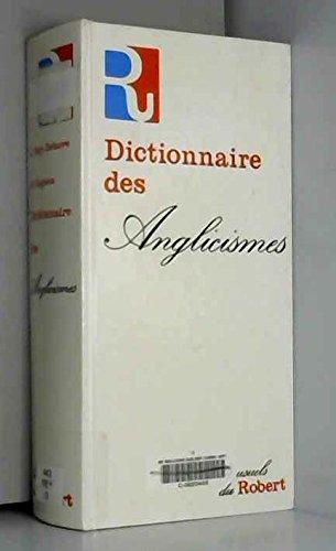 Dictionnaire des Anglicismes
