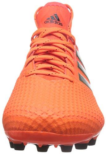 adidas Herren Ace 17.3 AG Fußballschuhe Mehrfarbig (Solar Orange/core Black/solar Red)