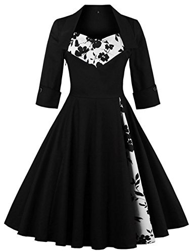 oriention-damen-cocktail-kleid-4-schwarz-blume-46