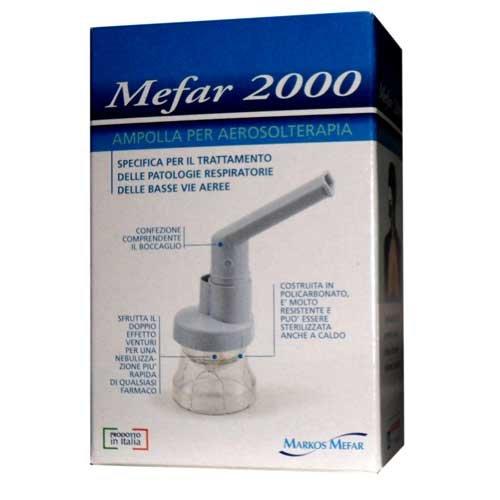 ( 4339 ) AIR LIQUIDE MEDICAL SYST. MEFAR 2001 AMPOLLA AEROSOL KIT