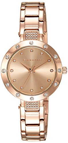 Giordano 2727-44 Analog Rose Gold Dial Women's Watch image