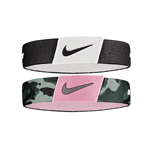 Nike Baller Bands black/white/clay green/pink rise M/L