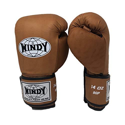 WINDY Guantes de Entrenamiento de Muay Thai