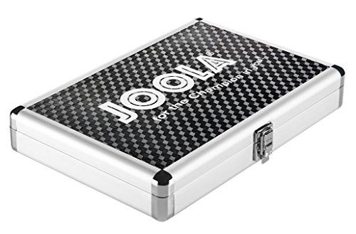Joola / 80542 Coffret en aluminium pour accessoires de tennis de table