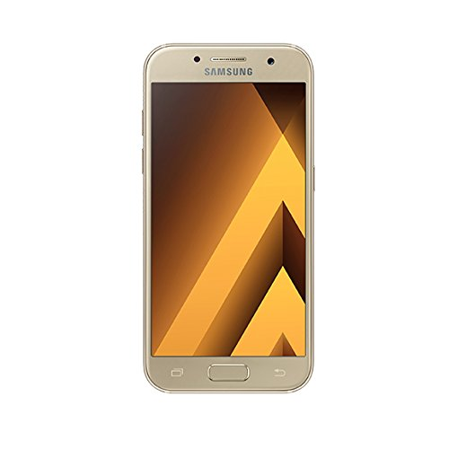 'Samsung Galaxy A5(2017) sm-a520F 4G 32GB Gold Smartphone–Smartphone (13.2cm (5.2), 1920x 1080Pixel, Flat, SAMOLED, 16.78Million Colours, Multi-)