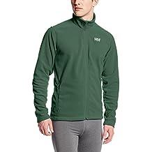 Helly Hansen Daybreaker–Forro polar para hombre forro polar, hombre, color verde jungla, tamaño 2XL