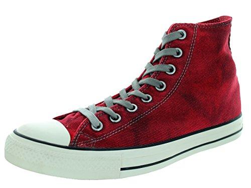 Converse Unisex-Erwachsene Ct As Core Sneaker Rot