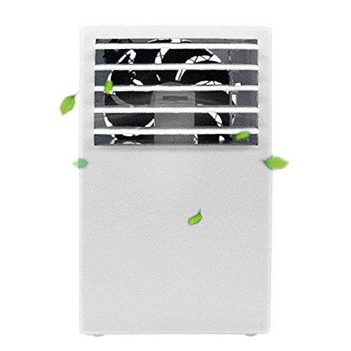 gaddrt refrigeración ventilador portátil Aire Acondicionado Refrigerador de aire Mini ventilador refrigerador de aire oficina en casa