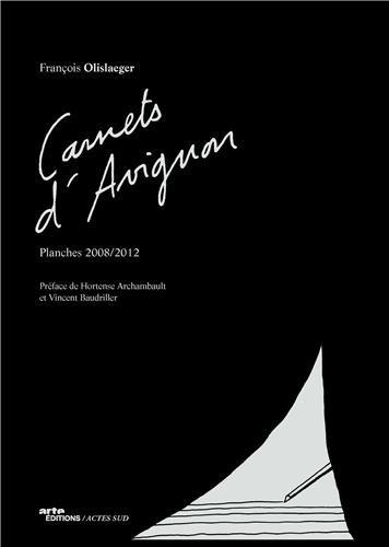 Carnets d'Avignon
