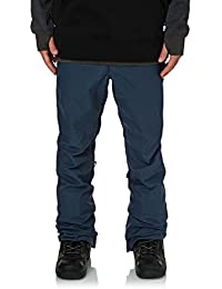 DC Shoes Relay Pnt Pantalones para Nieve, Hombre, Azul (Insignia Blue Plaid_2)