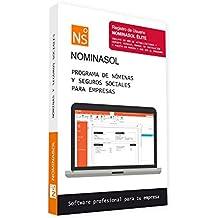 Registro de Usuario NominaSOL Élite - 1 año de soporte técnico y actualizaciones