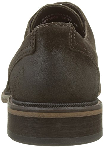 FLY London Hugh933fly, Brogues Homme Marron (Mocca)