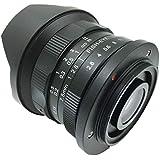 7.5mm F2.8 APS-C Wide Angle Fisheye Lens For Fuji X Mount With Twelve Aperture