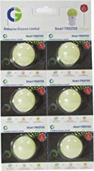Crompton 0.5W LED Night Lamp Eco Deco White (Pack of 6)