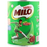 Nestle Milo Activ Go Tin Imported - 400 g + (Free Aadhil® Traditional Kerala Honey 50g)