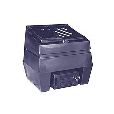 Titan Coal Bunker 300kg Capacity - Black