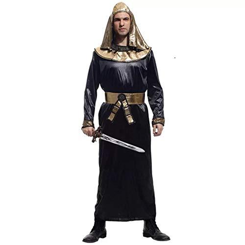 Fasching Kostüm Zeitreise - thematys Pharao Ägypten Kostüm-Set für Herren
