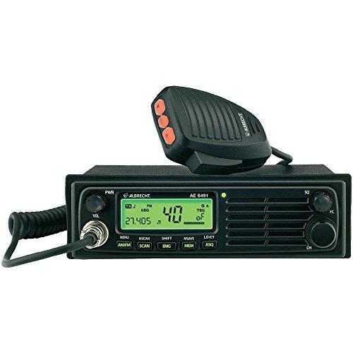 Mobile Cb-funk (Albrecht AE-6491Mobiles CB Radio, Multi-Spannung (12/24V))
