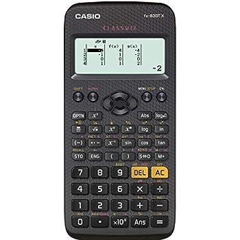 Casio FX-83 GT Plus Wissenschaftlicher Taschenrechner - UK