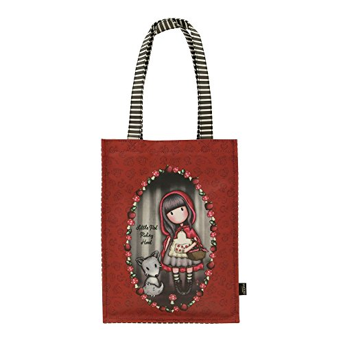 Little Riding Hood - Santoro Gorjuss - Einkaufstasche - Shopping