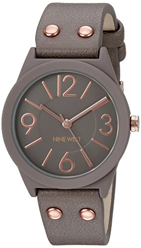 nine-west-womens-quartz-watch-with-beige-dial-analogue-display-and-beige-polyurethane-strap-nw-1932t