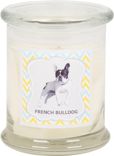 dle Jar, 12-Ounce, French Bulldog by Aroma Paws ()