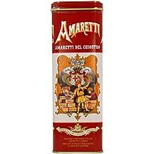 Amaretti del Chiostro - Amaretti - Tall Red Square Tin - 175g